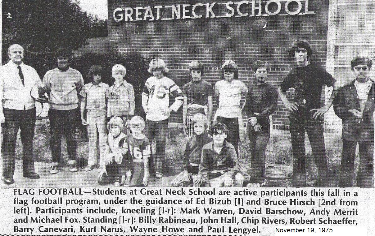 GreatNeck1975football