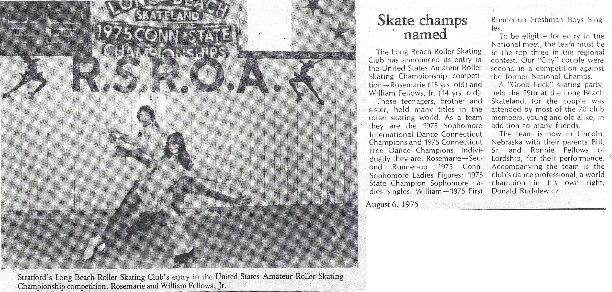 the history of the development of roller skating Thehistoryofwomensrollerderby the history of women's roller derby by additional personal time is spent on development of skating skills which lasts longer.